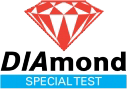 DIAmond Special Test Logo