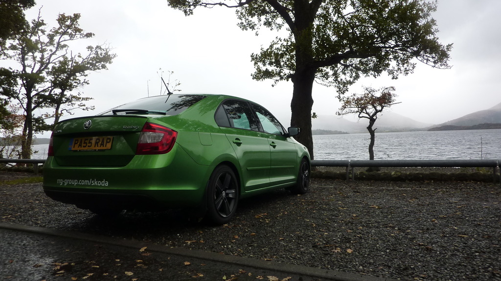 PassRap, the Rallye Green Rapid